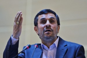 """Ahmadinejad will not tolerate an impeachment and will move to disrupt the environment,"" Khazali said. ""He will leak certain information, publication of which could create tension in the society. [Iranian] authorities should not be concerned, however; as the sooner this cancerous tumor is removed, the better."""