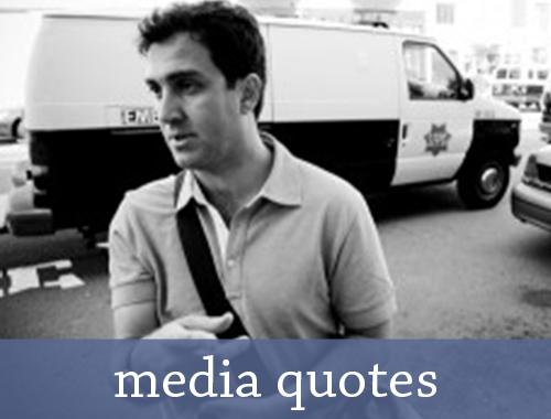 media quotes