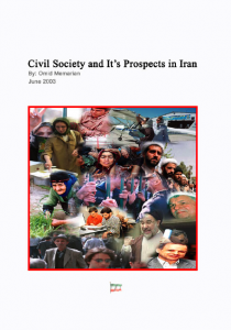 Book-Civil Society in Iran